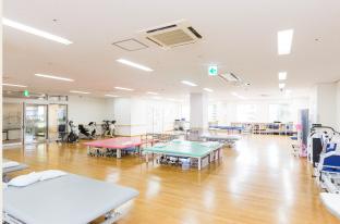 リハビリテーションルーム(別館1階)